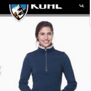 Kuhl Alfpaca fleece 1/2 zip sweater